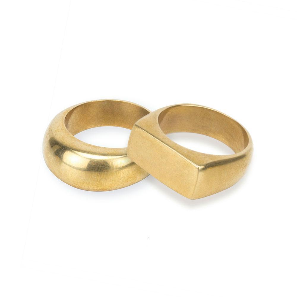 Ozuru Stacking Rings - 6