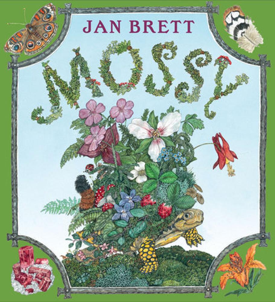 Mossy  by Jan Brett