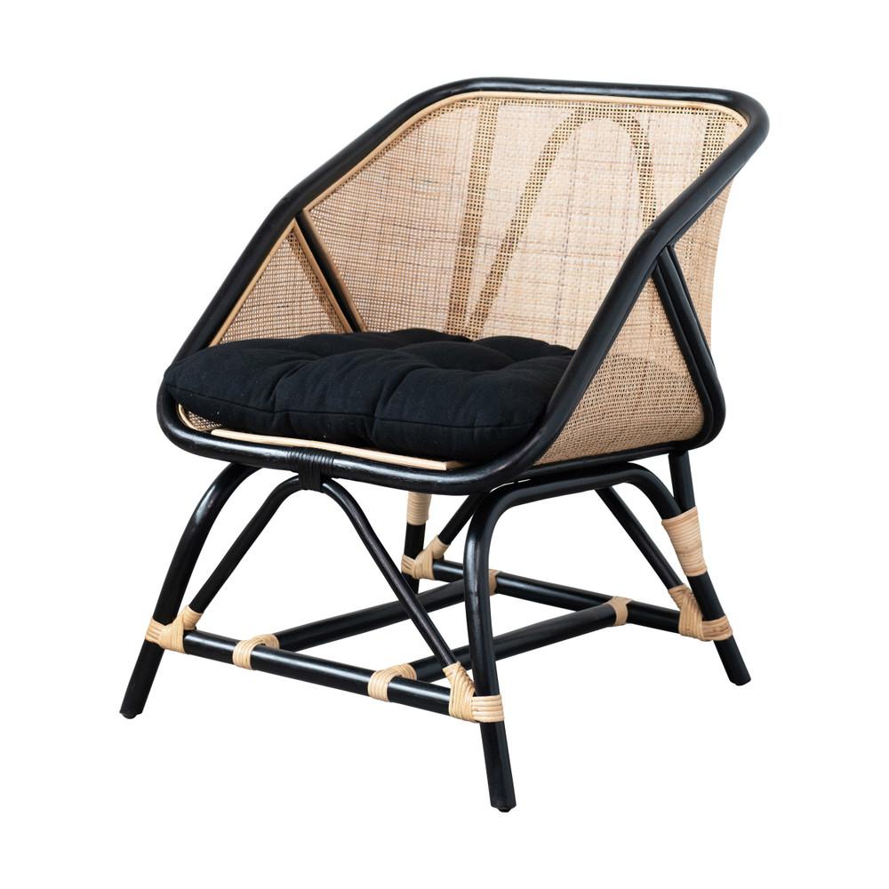 Hand Woven Rattan Chair