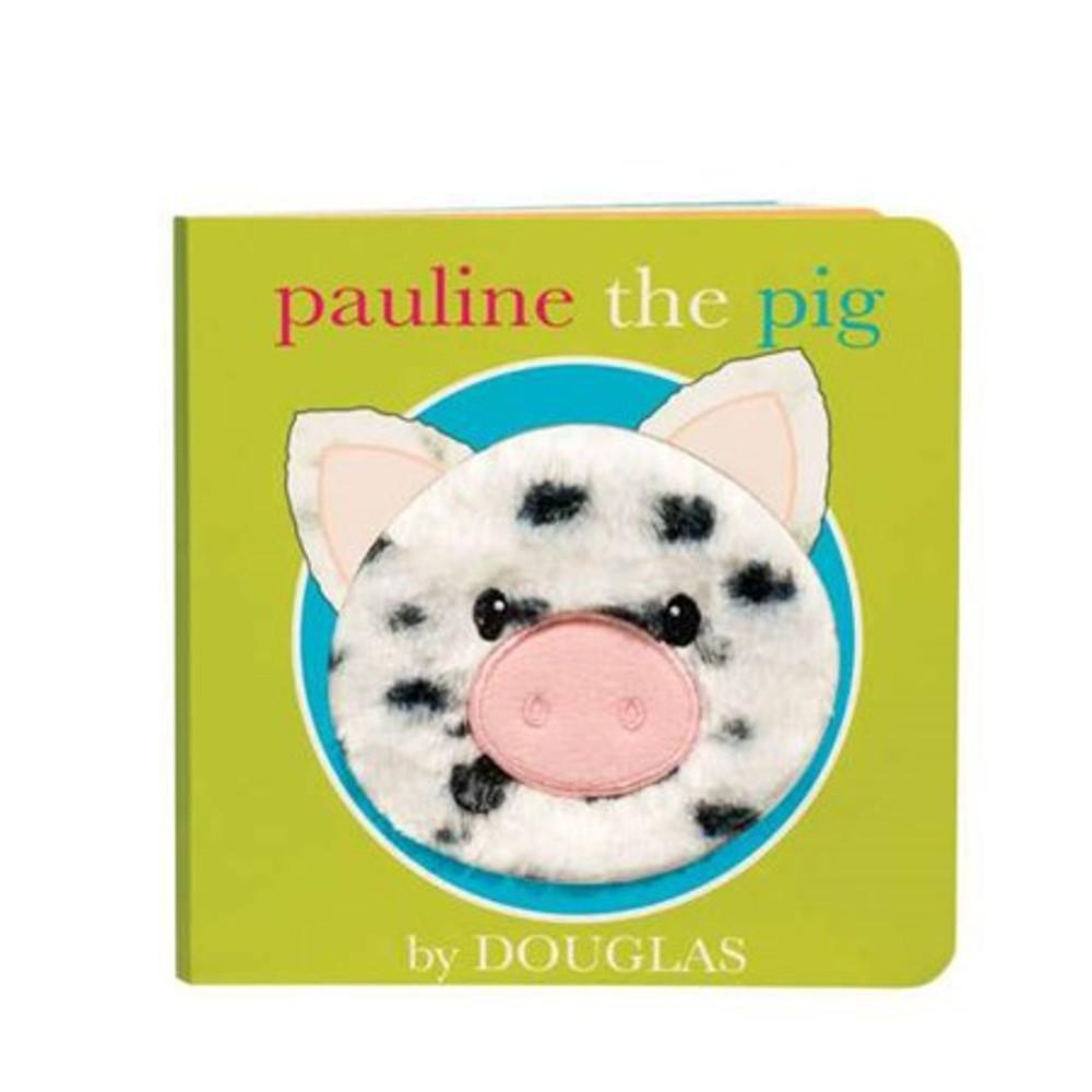 Pauline the Pig Board book
