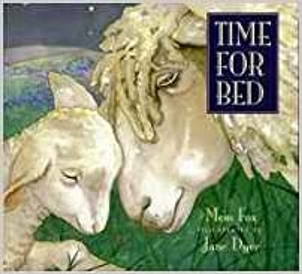 Time for Bed Padded Book