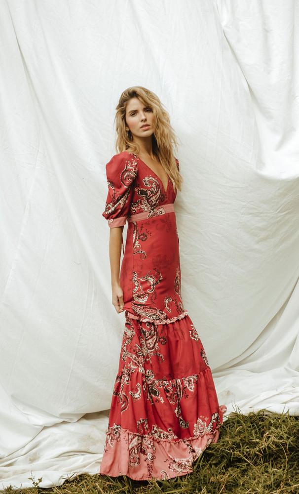 Zafrio Dress