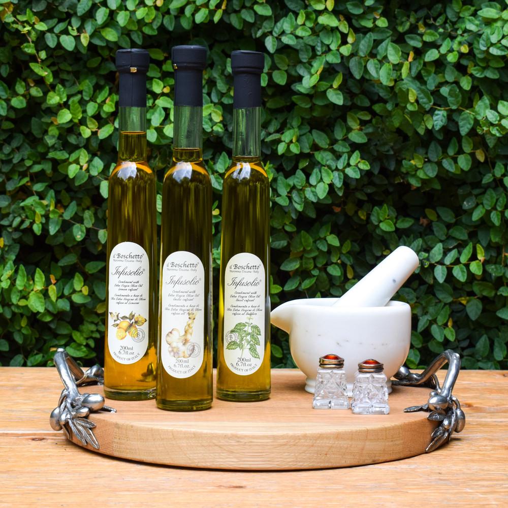 Infused Olive Oil - Lemon