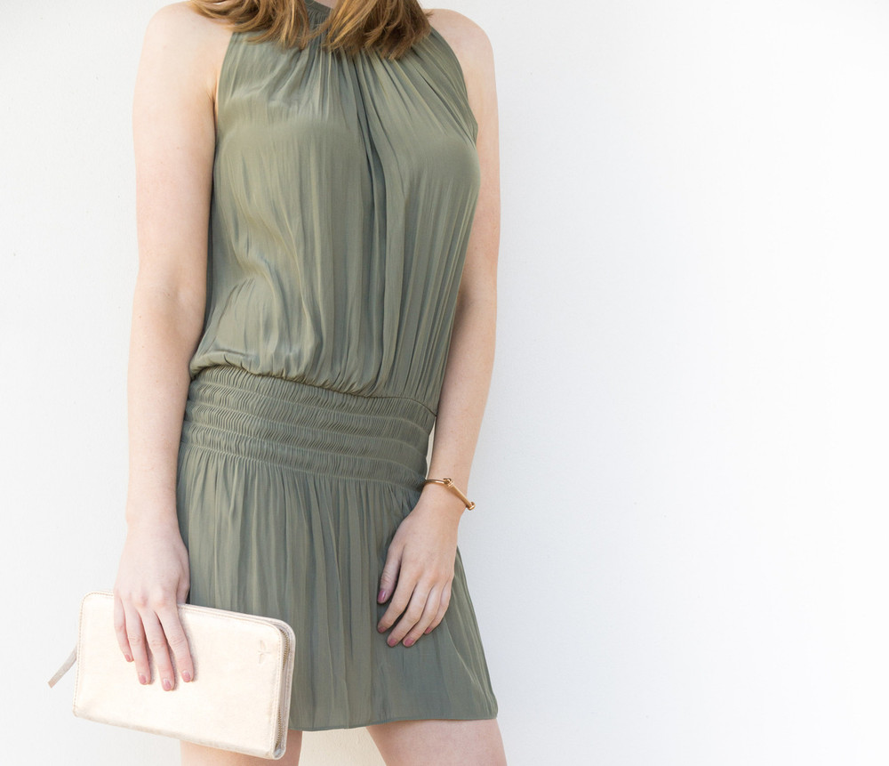 Paris Sleeveless Dress