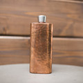 Copper Boot Flask