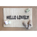 Sure to make you smile and warm your toes, these bath mats are the perfect gift!