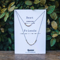 Designed with 100% silk thread with gold beads, our Beq Pettina Morse Code necklaces make the perfect gift or keepsake for yourself or a friend.