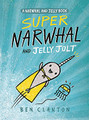 Happy-go-lucky Narwhal and no-nonsense Jelly find their inner superheroes in three new under-the-sea adventures. In the first story, Narwhal reveals his superhero alter-ego and enlists Jelly to help him figure out what his superpower is. Next, Narwhal uses his superpower to help a friend find his way back home. In the third story, Jelly's feeling blue and Narwhal comes to the rescue.