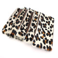 Leopard These sunglass cases are the perfect pick me up or gift! Made of 100% Leather or Hair on Hide they fit most sunglasses easily.