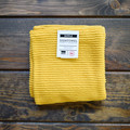 Honey   You've finally found the kitchen towel you've been searching for. The ripple towel is perfect, size, absorbent, good looking but also minimal, everything you could ever want in a dish towel. Available in array of vibrant colors to match your space perfectly, we promise you will never buy another type of dish towel after this.