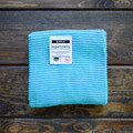 Bali Blue   You've finally found the kitchen towel you've been searching for. The ripple towel is perfect, size, absorbent, good looking but also minimal, everything you could ever want in a dish towel. Available in array of vibrant colors to match your space perfectly, we promise you will never buy another type of dish towel after this.