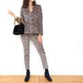 Leopard Velvet Jacket