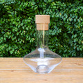 Decanter w. Cork Lid