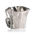 Aluminum Ice Bucket w. Scoop