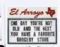 El Arroyo Greeting Card