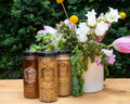 """Collected by bees as they make their rounds visiting flowers and then brought back to the hive. Bee Pollen is nature's perfect food, packed with nutrients, antioxidants and 40% protein it has come to be known as the """"Most Nutrient-Dense Superfood""""."""