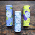 The ultimate luxury! Made from the highest quality ingredients these clean hand creams will leave you skin feel rejuvenated, hydrated, and fresh. These full size hand lotions are packaged in a lovely tin cylinder.
