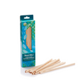 Disposable Bamboo Straws - Box of 24