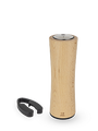 This sleek, rechargeable wine opener is the perfect addition to any home bar - available in natural wood and wood black.