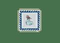 Neptune's Voyage Squared Vide Poche - White