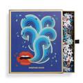 Jonathan Adler Lips Puzzle - 750 pieces