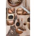 Acacia Wood Bowls - Square - Set of 3