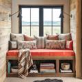 Pillow - Arrowhead Stripe