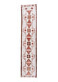 "Vintage Oushak Rug - 13'6"" x 3'"