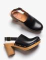 Jojo Leather Clog