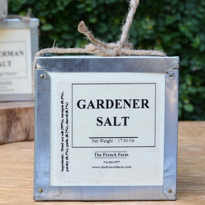 17.6 oz Gardener Salt Box