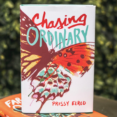Chasing Ordinary tells a story of one chapter ending and another beginning, as well as second chances at love, at finding yourself, and the importance of not closing doors, but having the courage to step through them.