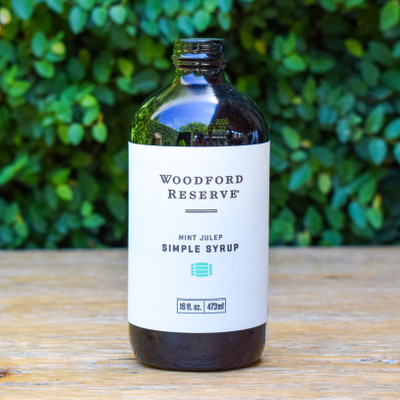 Mint Julep Simple Syrup