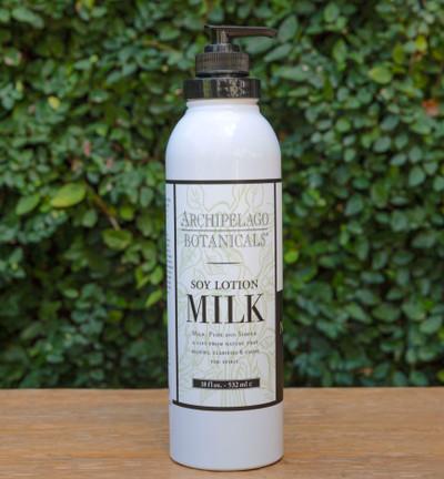 Milk Body Lotion