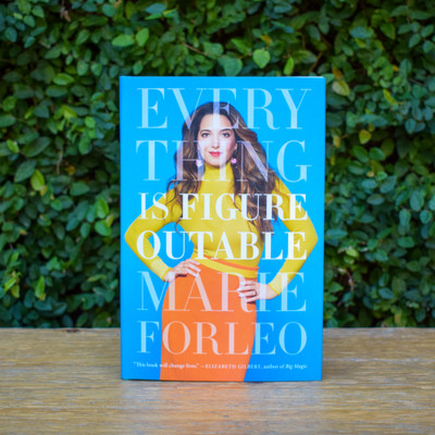 Everything Is Figureoutable by Marie Forleo  (HB)