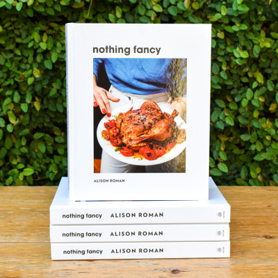 This is not a book about entertaining.   In Nothing Fancy, New York Times food columnist Alison Roman shows you instead how to 'have people over', with her signature laid-back, approachable style and visually stunning recipes.
