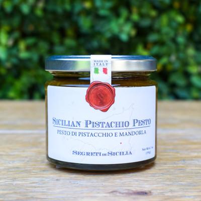 Pistachio & Almond Pesto