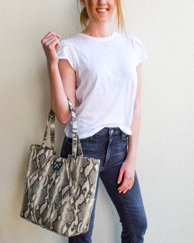 Paint The Town Tote - Boss Lady