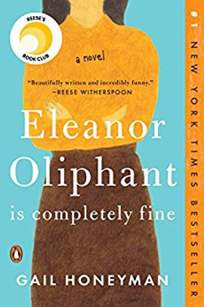 No one's ever told Eleanor that life should be better than fine.