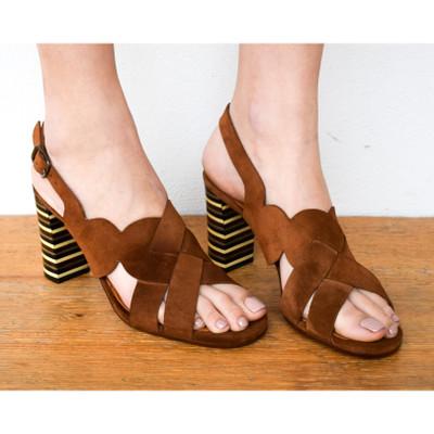 Balbina Heel - Zeus Castano