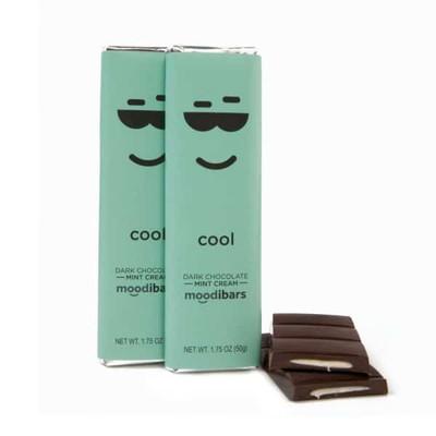 Moodibar - 1.75 oz - Cool - Dk Chocolate Mint Cream