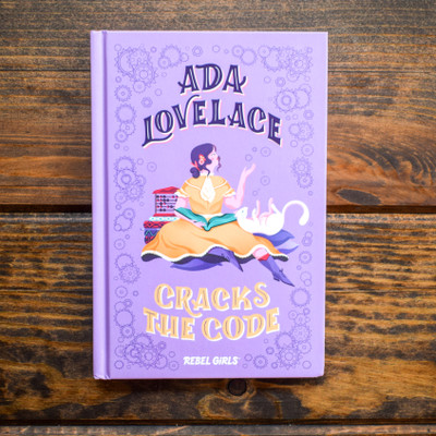 Ada Lovelace Cracks the Code is the story of a pioneer in the computer sciences, and a testament to women's invaluable contributions to STEM throughout history. Includes additional text on Ada Lovelace's lasting legacy, as well as educational activities designed to teach simple coding and mathematical concepts.