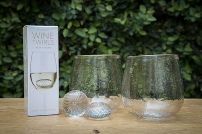 Wine Twirls - Set of 4