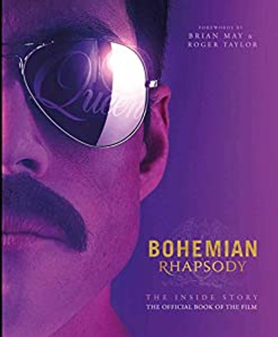 Bohemian Rhapsody will look at all aspects of the making of the Queen biopic and the story of Freddie Mercury and Queen. Foreword by Brian May and Roger Taylor. The author has full access to key cast and crew members who recount how Freddie Mercury (and Queen's) story was brought to life. See how 1970s London, Live Aid and many other pivotal moments and places in the history of the band were recreated for the film, with then-and-now imagery highlighting how carefully the people, events, music and costumes were recreated for this highly celebrated movie.