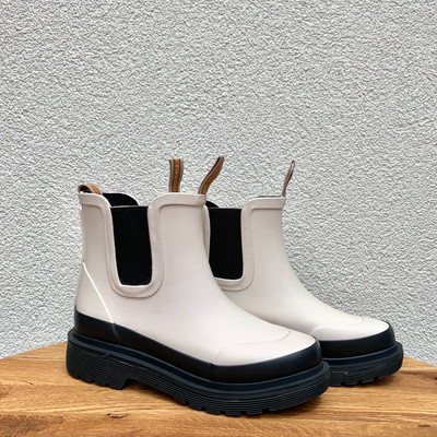 Pull On Rubber Boot