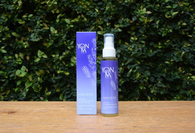 A topical and aromatic experience, this intensely moisturizing body oil will leave you feeling like you just left the spa.