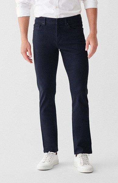 Depths   DL1961 is known for their comfort and supreme quality. The Nick Slim Jean is no different, made of only the highest quality fabrics these will be your favorite jeans you'll never want to take off. A true slim fit with a leg that is lean through the thigh and tapered toward the ankle.