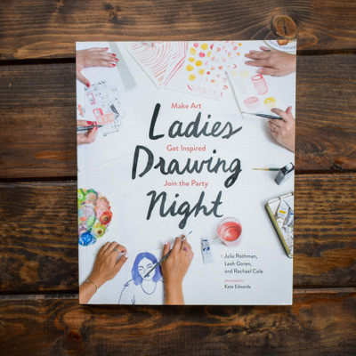 Speaking directly to today's explosion of creativity, Ladies Drawing Night is for women looking to deepen their creative connections and expressions. Join rock star illustrators Julia Rothman, Leah Goren, and Rachael Cole for ten evenings of fun and art-making. The nights are led by two talented guest artists and themed around a particular topic, from large-scale ink painting to making art with kids. Samantha Hahn, Mary Kate McDevitt, Joana Avillez, and many more share their expertise. Each chapter includes loads of exciting artwork, insights about drawing, and instructions for that night's project. A rare peek into the minds and sketchbooks of some of the best female illustrators working today, this inspiring volume is an irresistible invitation to host your own Ladies Drawing Night!