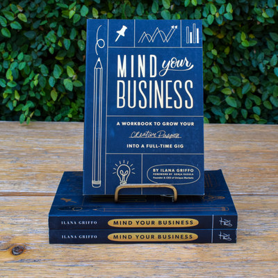 Mind Your Business puts you in the driver's seat. It will help you navigate the journey of starting your first business and take your ambitions and ideas from wishful thinking to successful reality.
