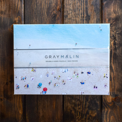 Gray Malin Puzzle - 2 Sided