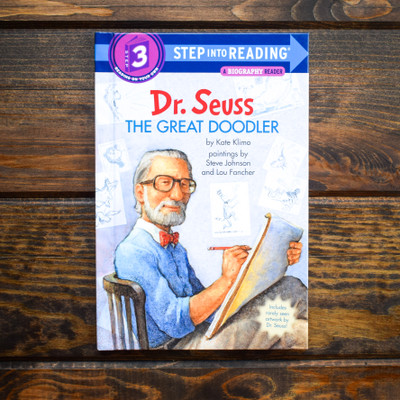 Dr. Seuss: Great Doodler